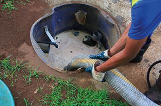 Assainissement de fosse septique var brignoles